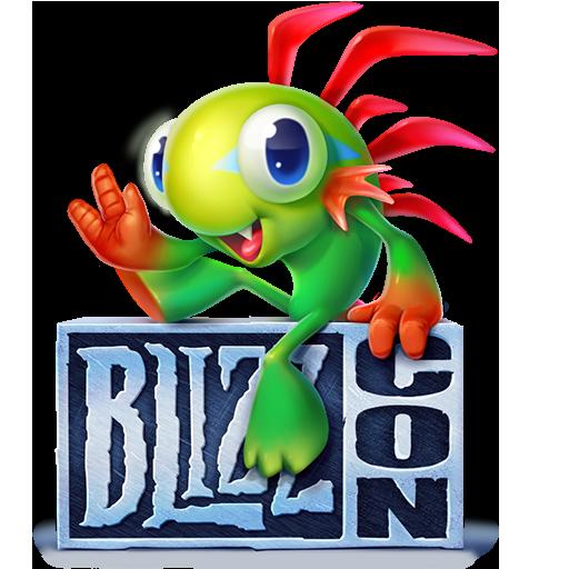 Подарок Вк от BlizzCon